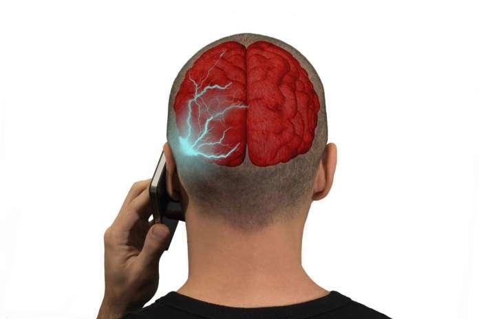 Nie. Telefony komórkowe nie uszkadzają mózgu.