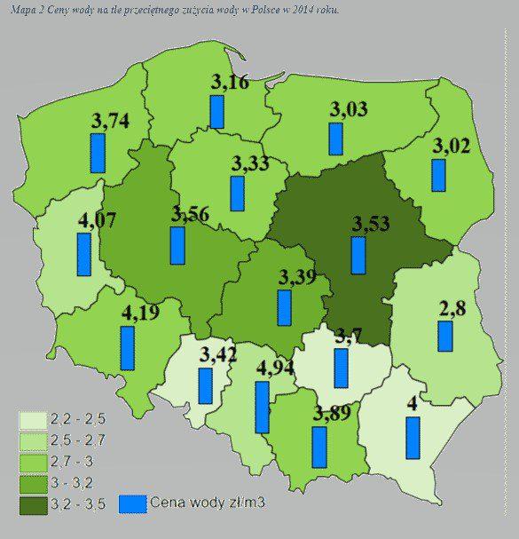 Polska woda nie jest przejmowana przezżydowskie koncerny