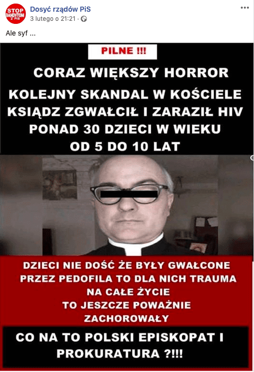 https://www.facebook.com/Mamy.dosyc.rzadow.pis/