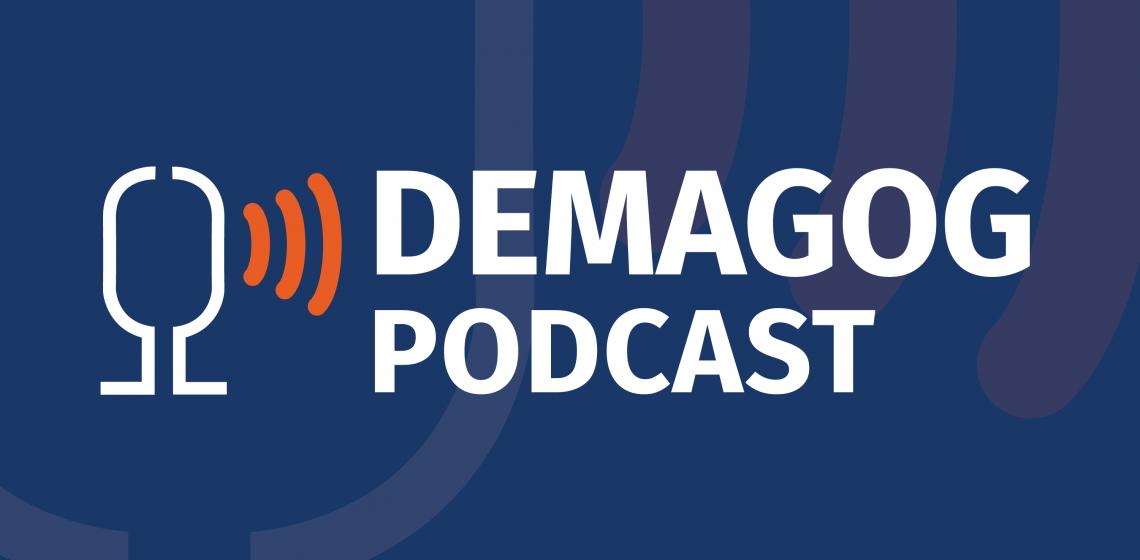 Podcast Demagoga. Fake news pod kontrolą!