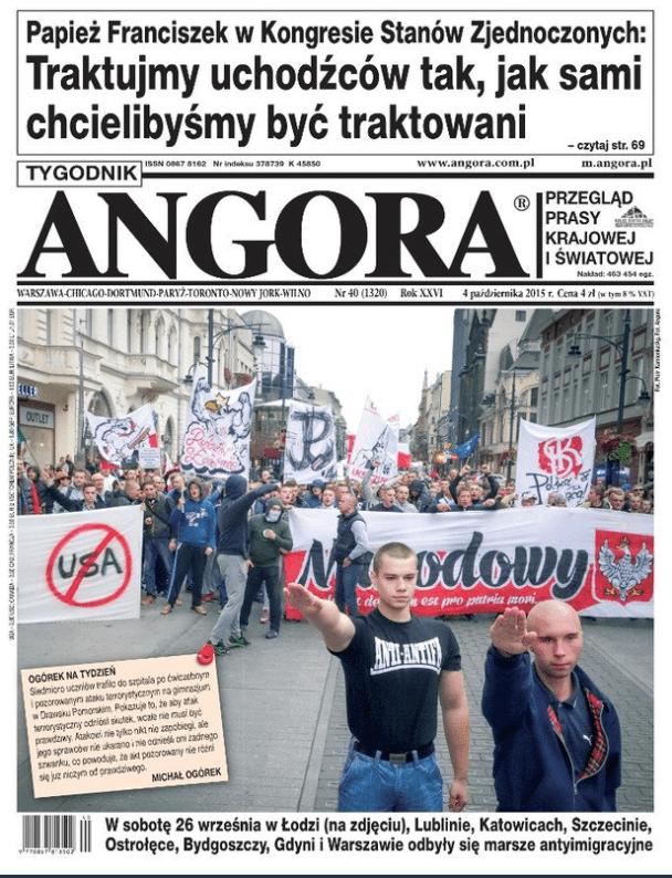 To nie są tegoroczne obchody rocznicy Powstania Warszawskiego