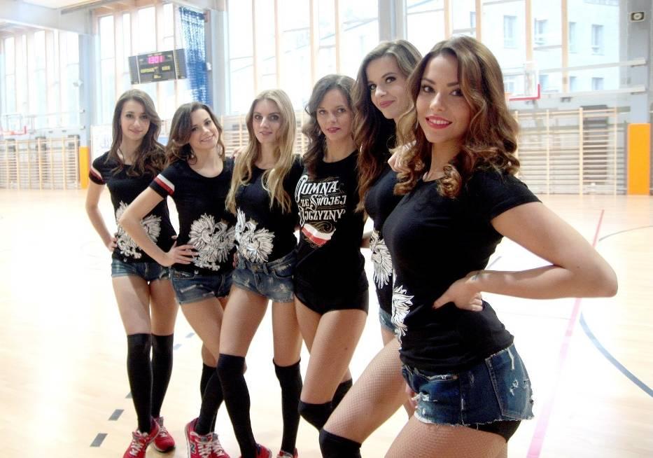 Zdjęcie zespołu Cheerleaders Gdynia