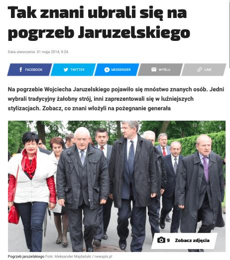 Oryginalne zdjęcie polityków Lewicy zpogrzebu Jaruzelskiego